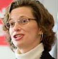 Democratic nominee Michelle Nunn