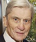 Former U.S. Senator John Warner
