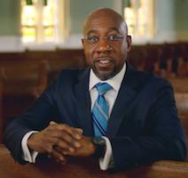Ebenezer Baptist pastor Raphael Warnock enters Georgia U.S. Senate ...