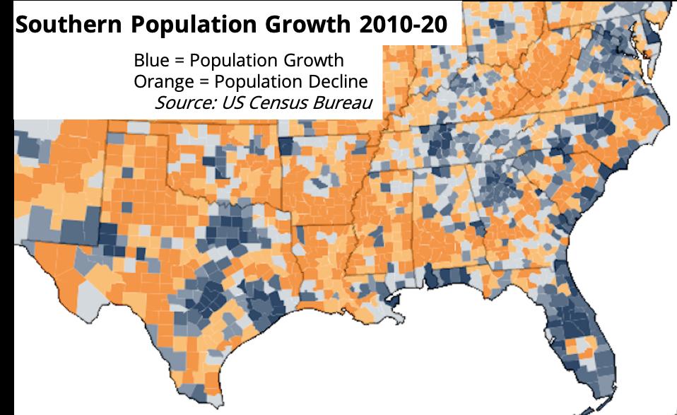2020 population growth