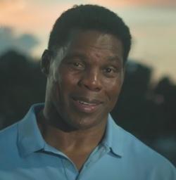 Picture of Georgia U.S. Senate candidate Herschel Walker